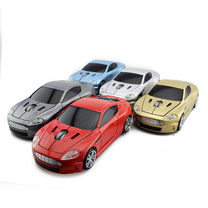 Mouse Sports Car Wireless Mouse