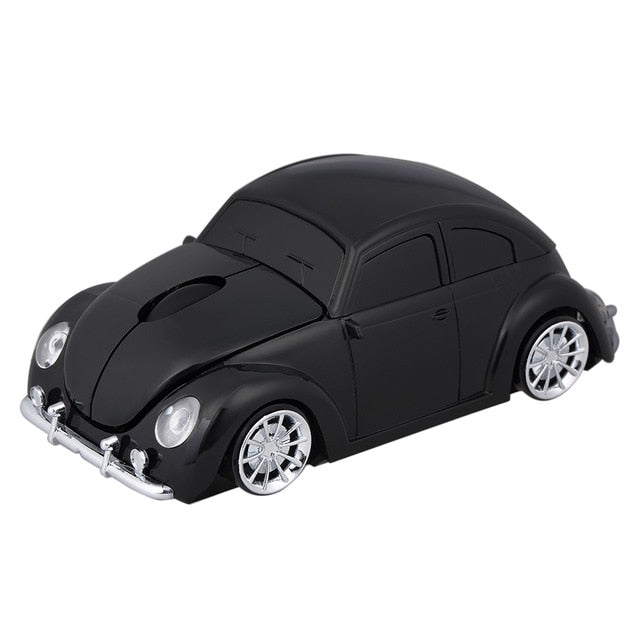 Car Shaped With LED Light Mouse