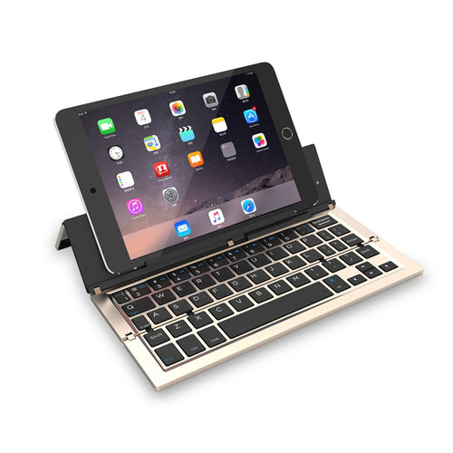 Aluminum Wireless Folding Keyboard