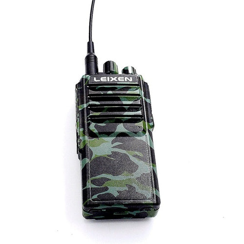 Camouflage Walkie Talkie Interphone
