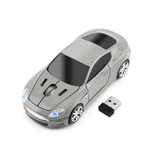Load image into Gallery viewer, Mouse Sports Car Wireless Mouse