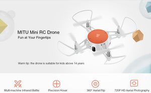 Multi-machine Infrared Drone
