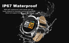 Load image into Gallery viewer, Stainless Steel Waterproof  Smartwatch