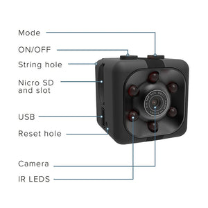 Full HD Security Camera