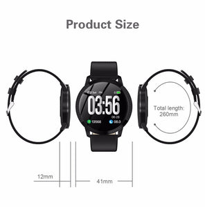 Fitness Monitoring Smartwatch