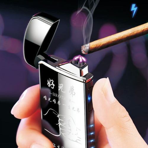 Touch Induction Rechargeable Lighter