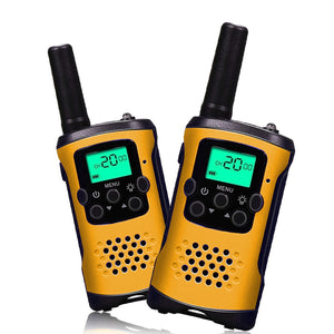 Two Way Radios With Flashlight