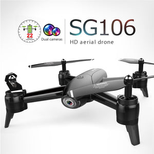 Dual Camera Quadcopter Drone