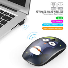 Load image into Gallery viewer, Ergonomic Wireless Mouse