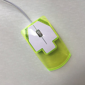 Colorful Glowing USB Wired Mouse