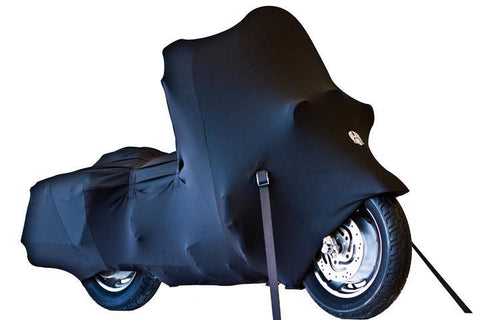 Road King SKNZ Stretch Fit Motorcycle Cover