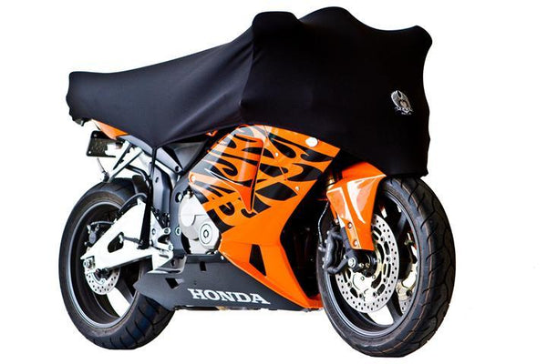 Sport Bikes Cover 250 800cc Shade Stretch Fit