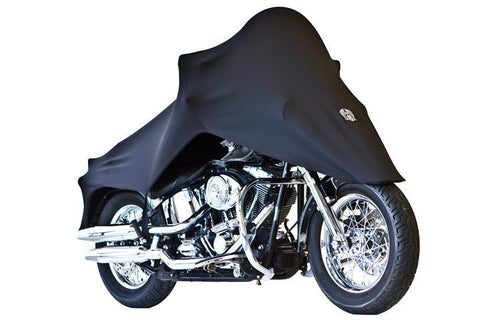 Fat Boy SKNZ Stretch Fit Motorcycle Cover