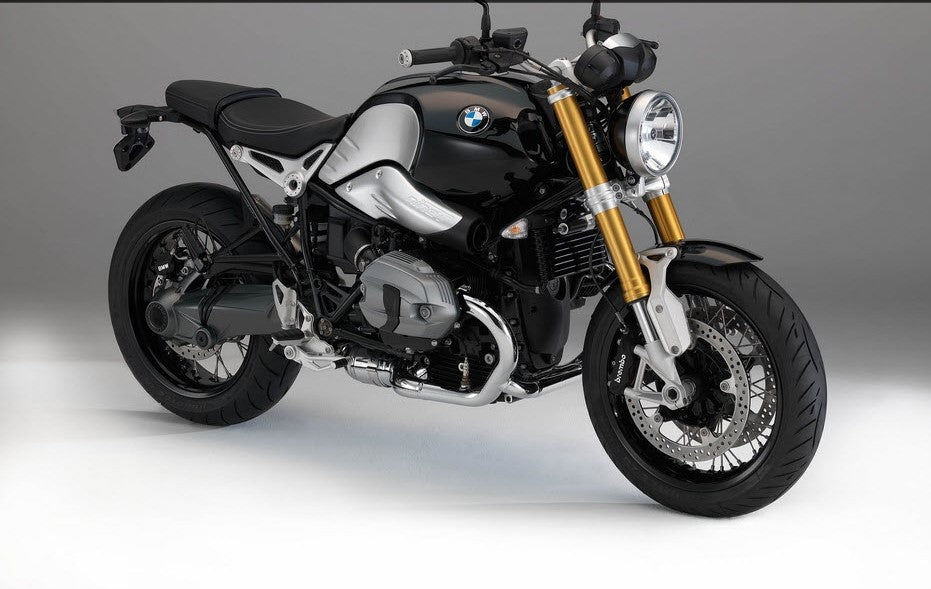 BMW R9T Cover - Shade
