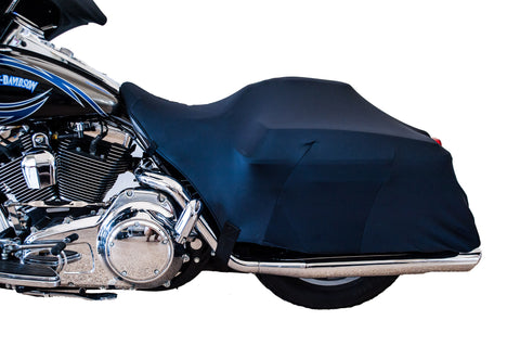 Road King Covers -  Seat-Saddlebags