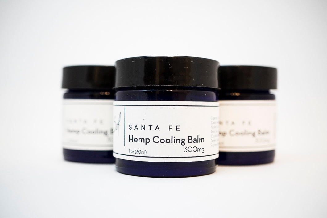 Hemp Cooling Balm (300 mg) $49.99