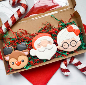 Christmas Favourites Cookie Set