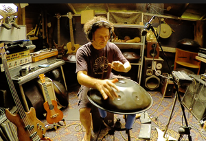 Handpan in F minor Hexatonic