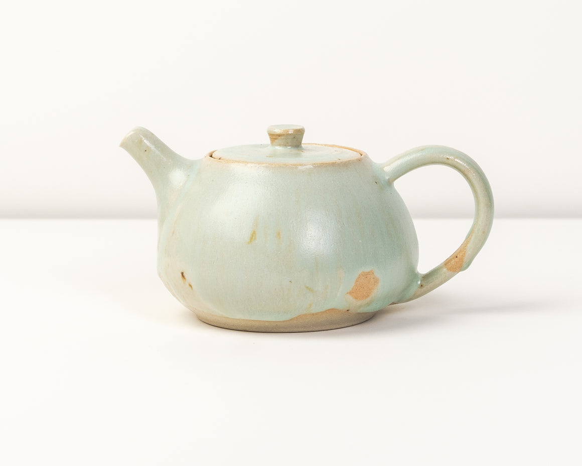 Tea Pot - Sea Green - 2