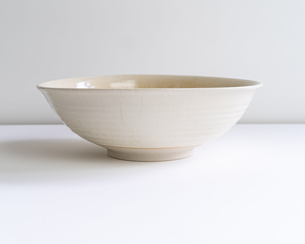 Large Ramen Bowl - Oatmeal 1