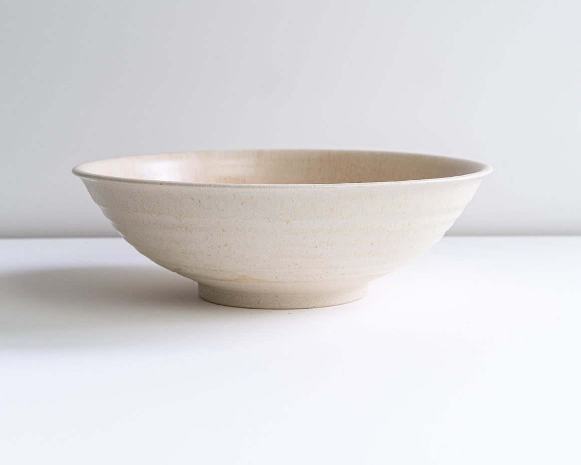 Large Ramen Bowl - Oatmeal 2