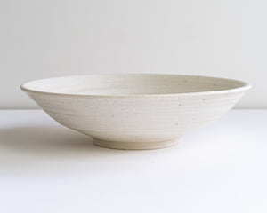 Shallow Ramen Bowl  - Alabaster - 2