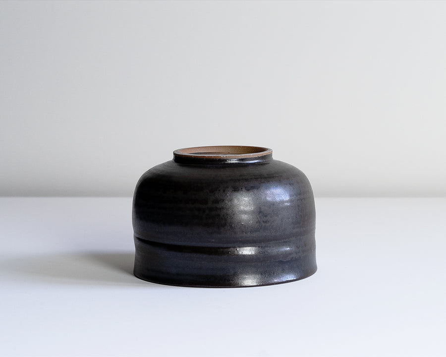 Matcha Bowl 1 - Rustic Black
