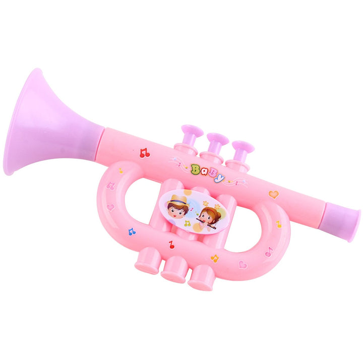 Colorful Baby Horn Hooter Instruments Music Toys
