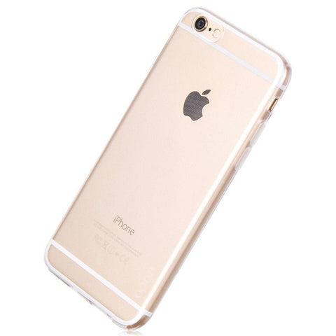 Husa Silicon Hoco, iPhone 6 Plus, Transparent