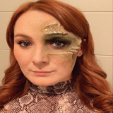 Reptile Brows / Dragon / GOT / Scales / Cosplay / Latex Free / Makeup - MonsterFX