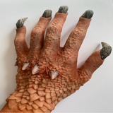 Reptile Hands / Dragon / GOT / Scales / Cosplay / Latex Free / Makeup - MonsterFX