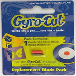 Gyro-Cut Replacement Blade / Crafting / Paper / Cutter / Card - MonsterFX