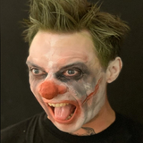 Trickster Nose / Joker / Clown / Cosplay / Latex Free / Makeup - MonsterFX