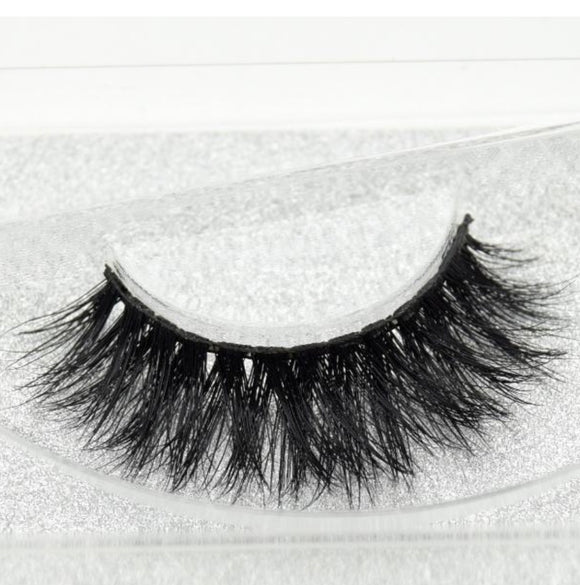 Cali Girl-  3D Mink Lashes - SAUCED