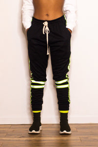 Night Life - Sauced Joggers - saucedoutfittersnyc