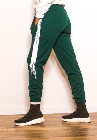Green Goblin - Sauced Joggers - saucedoutfittersnyc