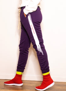 Purple Rein - Sauced Joggers - SAUCED