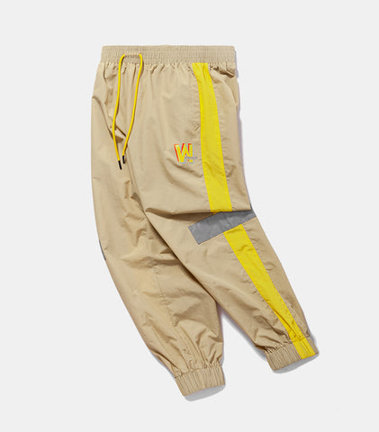 New Drip - Creme Joggers - SAUCED