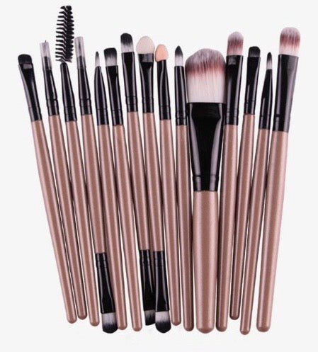 Sauced Almond - Brush Set - SAUCED