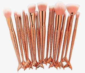 Spice Girl - Brush Set - SAUCED