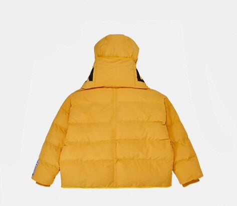 New Sauce - Oversized Puffer Jacket - saucedoutfittersnyc