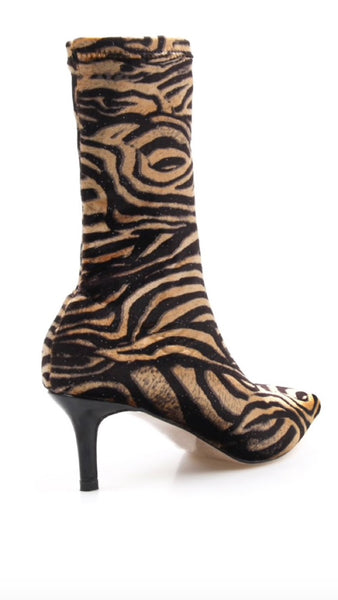 Statement Made - Tiger Heels - saucedoutfittersnyc