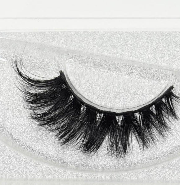 City Girls - 3D Mink Lashes - SAUCED
