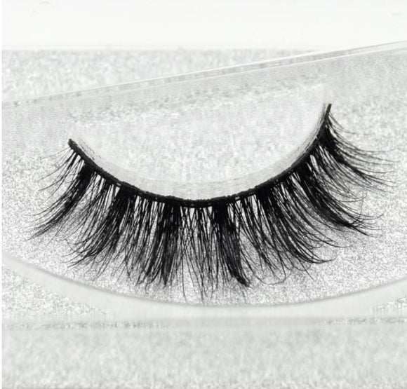 Sauced Babe - 3D Mink Lashes - SAUCED