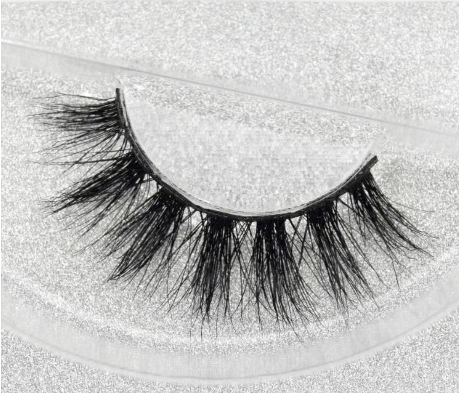 25 mm - 3D Mink Lashes - saucedoutfittersnyc