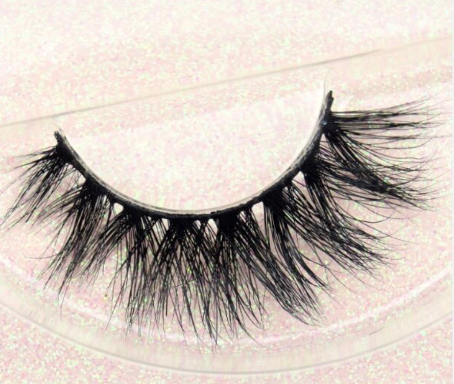 SAUCED - 3D Mink Lashes - saucedoutfittersnyc