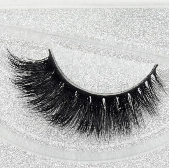 Vegas - 3D Mink Lashes - SAUCED