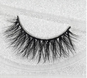 """Be SAUCEY"" 3D Mink Lashes - SAUCED"