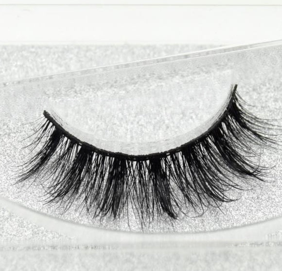 Rome 3D Mink Lashes - SAUCED