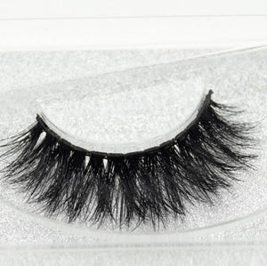 """Born SAUCEY"" Mink Lashes - SAUCED"